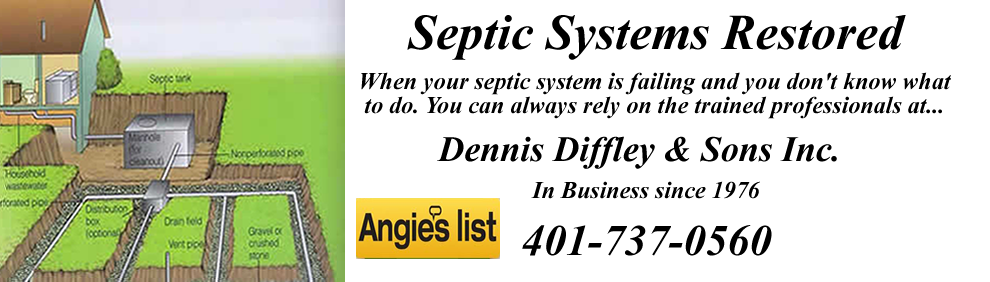 Septic Systems Restored