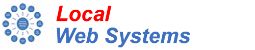 Local Web Systems logo
